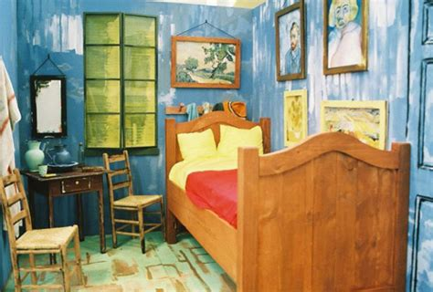 the bedroom of arles remake joshua louis simon booooooom create