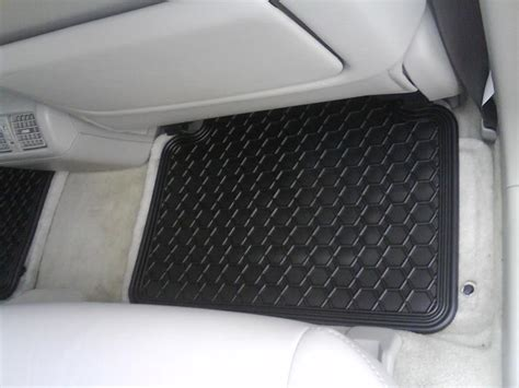 Floor Mats Canada by Canadian All Weather Floor Mats Clublexus Lexus Forum