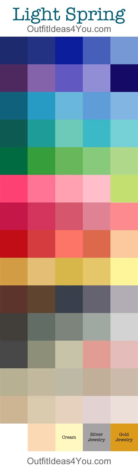 spring color palette 75 best ideas about color analysis light spring tinted