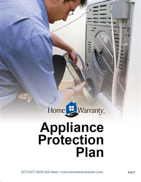 home appliance warranty plans plans pricing