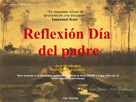 Imagenes De Reflexion Del Dia Del Padre | reflexion dia del padre