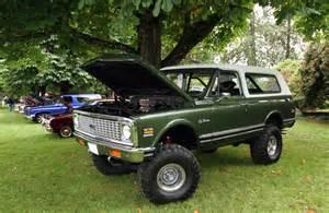 1972 Chevrolet K5 Blazer Restored 1972 Chevrolet K5 Blazer Bring A Trailer 2016