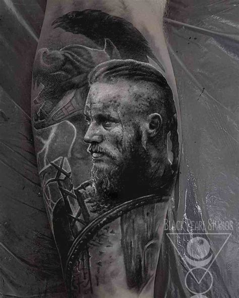 vikings tattoo ragnar lodbrok best tattoo ideas gallery