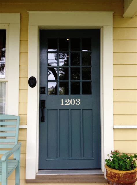 front door colors for white house a new old front door the rescued home