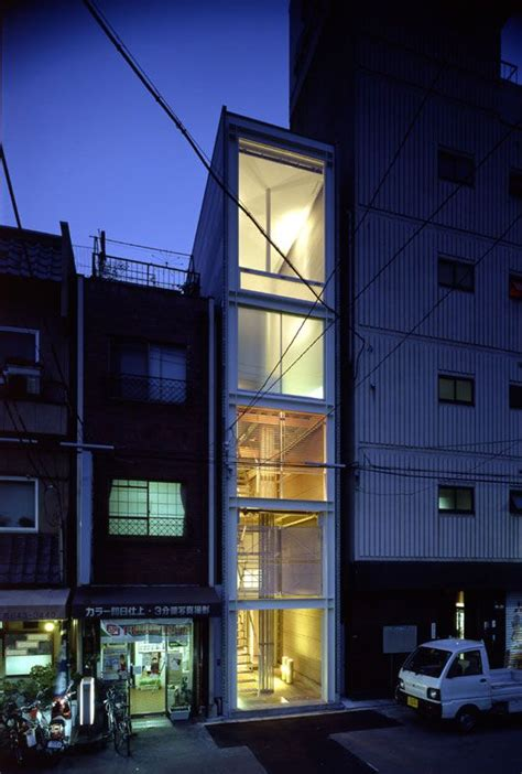 house in nipponbashi waro kishi k associates