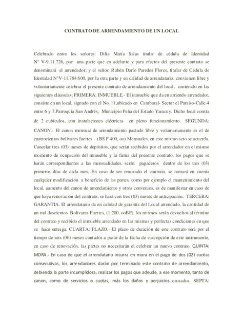 alza de arrendamiento de 2016 en colombia modelo contrato arrendamiento vivienda 2016 colombia