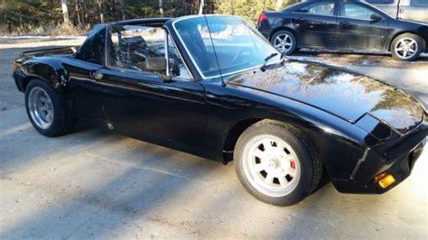 Porsche 914 V8 Conversion by 1972 Porsche 914 V8 Conversion Aluminum Buick 215 Motor