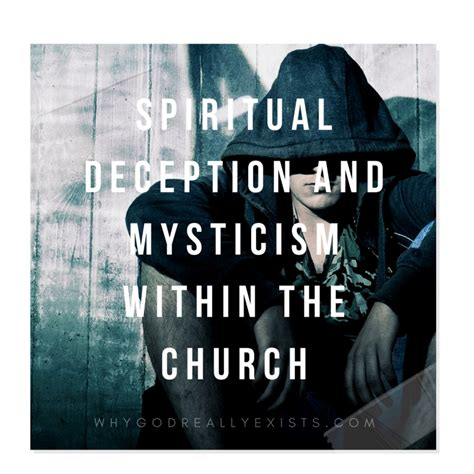defining deception freeing the church from the mystical miracle movement books spiritual deception and mysticism within the church 36