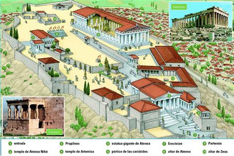 imagenes antiguas griegas 6 1 la ciudad griega cultura cl 225 sica