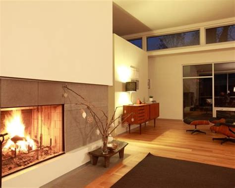 mid century modern fireplaces midcentury modern fireplace houzz