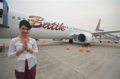 batik air wifi batik air terbang perdana ke manado 3 mei 2013 travelon