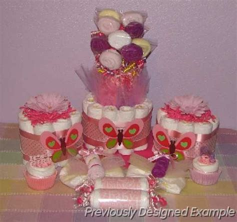 Washcloth Butterfly Baby Shower Favors by Baby Shower Gifts Jpg Butterfly Bouquet