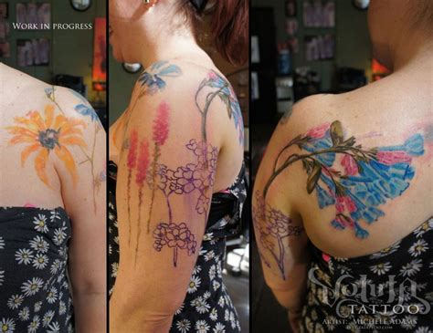 watercolor tattoo indiana 17 best images about a flower ii on