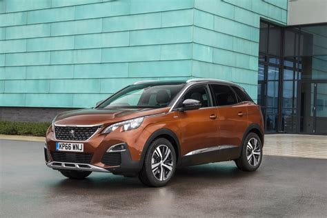 peugeot copper photo officielle peugeot 3008 ii gt line metallic copper