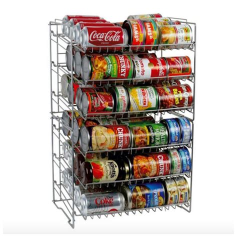 Canned Goods Organizer Pantry by Canned Food Soda Can Beverage Rack Kitchen Cabinet Pantry