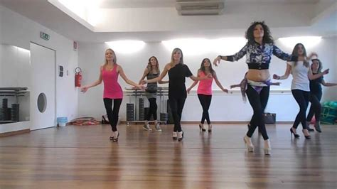 tutorial zumba youtube quot mentirosa quot tutorial zumba fitness salsa choreo official