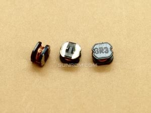 3r3 inductor inductors sunrom electronics technologies