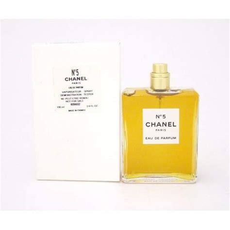 Chanel No 5 Edp 100ml Tester chanel no 5 100 ml edp tester okazja zdj苹cie na imged