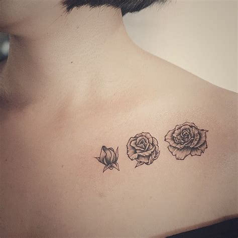 blooming rose tattoo designs blooming bud tattoos buds