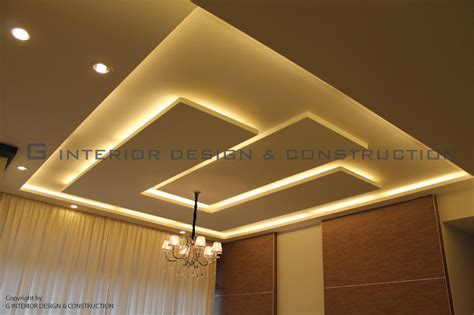 ceiling designs ceiling illumination interior design construction sdn