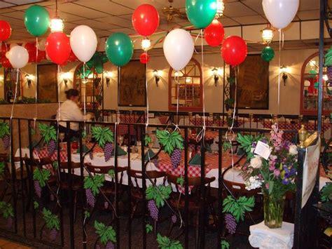 Italian Themed Events | italian theme party decoration ideas party themes