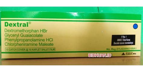 Obat Dextral dextral obat apa kegunaan dosis efek sing dan harga