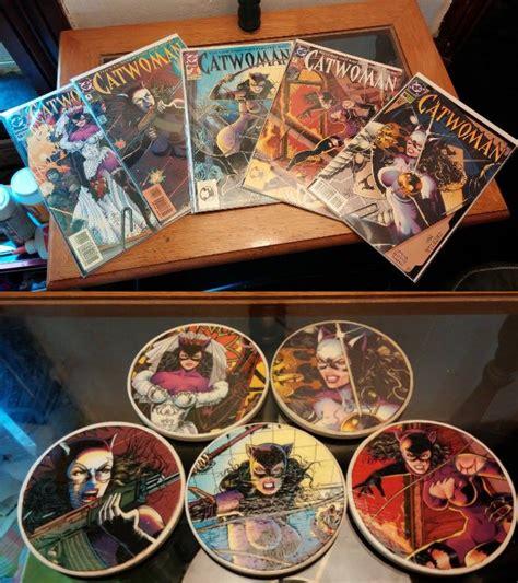 Decoupage Comics - comic decoupage coasters by emeraldtokyo on