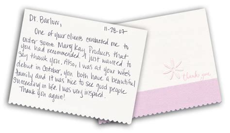 thank you letter to a caring friend houston clear lake thank you notes education