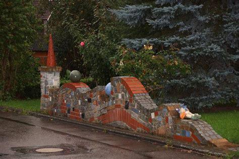 Gartenmauer Selber Machen by M 228 Rchenhafte Gartenmauer