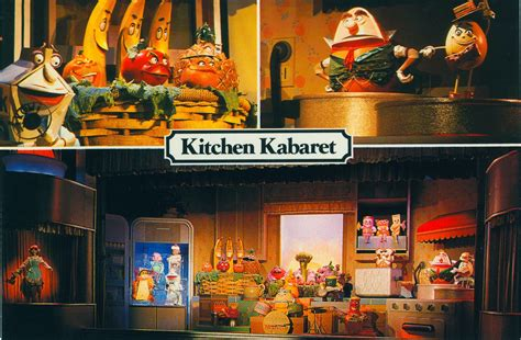 Kitchen Kabaret Epcot Archives Frontierland Station
