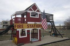 firehouse swing 1000 images about kids playhouse on pinterest play