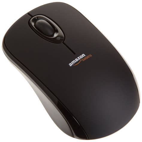 Mouse Cpu amazonbasics wireless mouse with nano receiver the tech journal