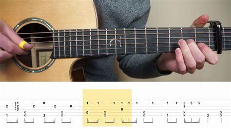 tutorial de fingerstyle ed sheeran shape of you fingerstyle guitar tabs