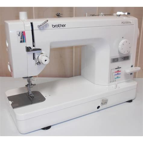 Sewing Machine For Embroidery And Quilting by Pq1500sl Sewing And Quilting Machine At Ken S