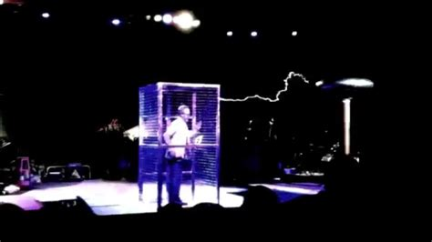 Doctor Who Tesla Coil Tesla Coil Plays Doctor Who Theme While Adam Savage Does