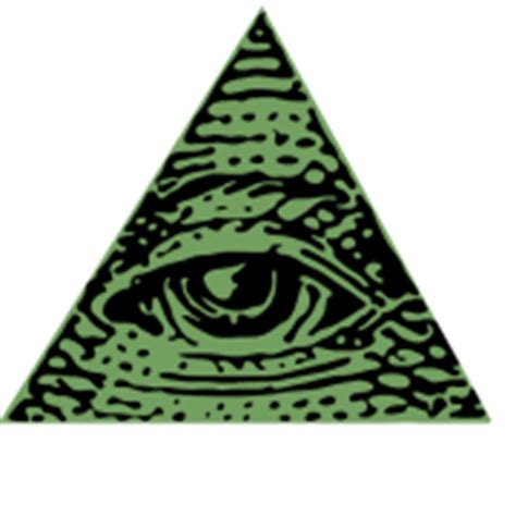 Illuminati Triangle Meme - illuminati history famous internet triangle meme png all