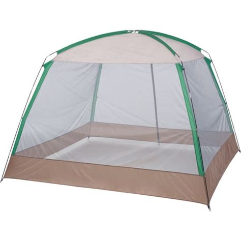 1 Person Portable Shade Room With Floor - pop up tents screen houses cing backpacking