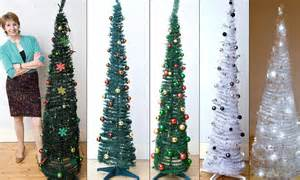 bq pop up christmas trees trees put away that vacuum it s the year of the pop up tree but how easy