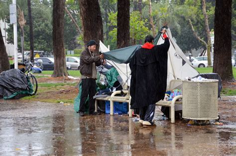 Where To Find Homeless Santa Homeless Find Their Voice Through Advocates El Don News