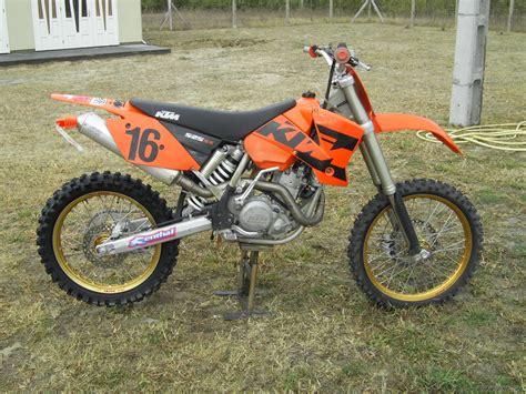 2003 Ktm 525sx 2004 Ktm 525 Sx Picture 787937