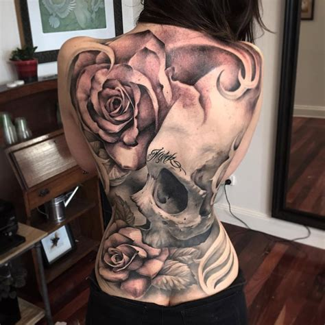full back tattoos for females back tattoos ideas for fitfru style
