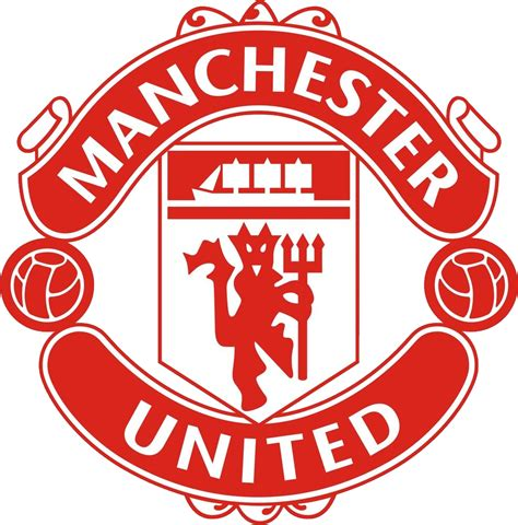 Logo Manchester United manchester united logo png images free
