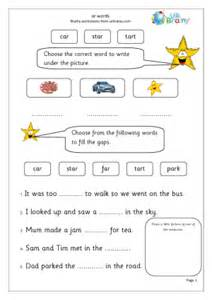 Urbrainy english worksheets lower primary spelling phonics letters and