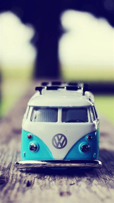 volkswagen van background miniature volkswagen van android wallpaper free download