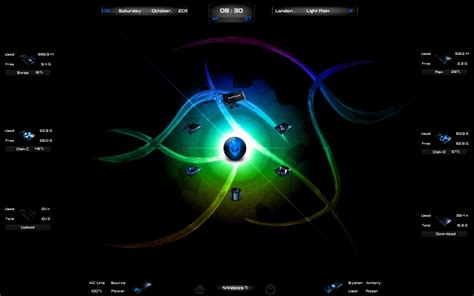 download themes for windows 7 free alienware alienware invasion theme for windows 7