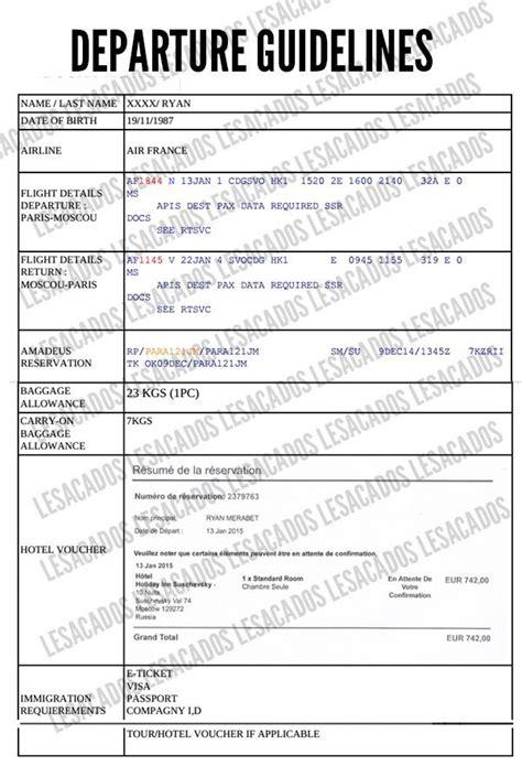 Exemple De Formulaire De Demande De Visa Sejour Rempli Comment Voyager Sans Billet Retour Fonctionne Pour Demande De Visa