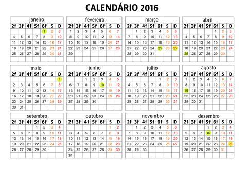 prximo feriado 2016 surpresa 2016 vai ter cincos fins de semana grandes