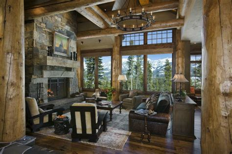 rustic home interior cowboy heaven a warm rustic retreat decoholic