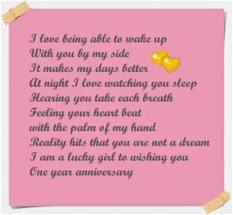 The Most Wedding Anniversary Song by Adorable Happy Anniversary Poems To Wish Your Partner
