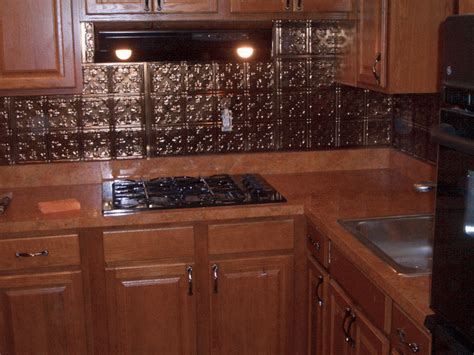 kitchen metal backsplash ideas metal kitchen backsplashs metal kitchen backsplashs